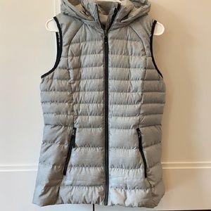 Rare lululemon grey vest